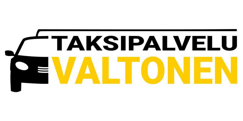 LOGO Taksipalvelu Valtonen